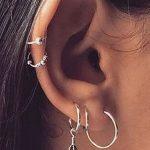 фото Пирсинг уха от 20.11.2017 №032 - Ear piercing - tatufoto.com