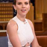 фото Тату Скарлетт Йохансон от 10.11.2017 №002 - Scarlett Johansson Tatto - tatufoto.com