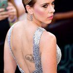 фото Тату Скарлетт Йохансон от 10.11.2017 №009 - Scarlett Johansson Tatto - tatufoto.com