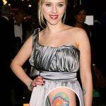 фото Тату Скарлетт Йохансон от 10.11.2017 №024 - Scarlett Johansson Tatto - tatufoto.com