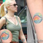 фото Тату Скарлетт Йохансон от 10.11.2017 №043 - Scarlett Johansson Tatto - tatufoto.com