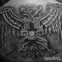 Значение тату «Майя»