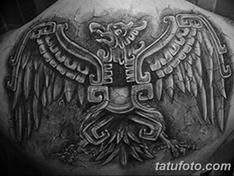 фото тату Майя от 24.11.2017 №068 - Maya tattoo - tattoo-photo.ru