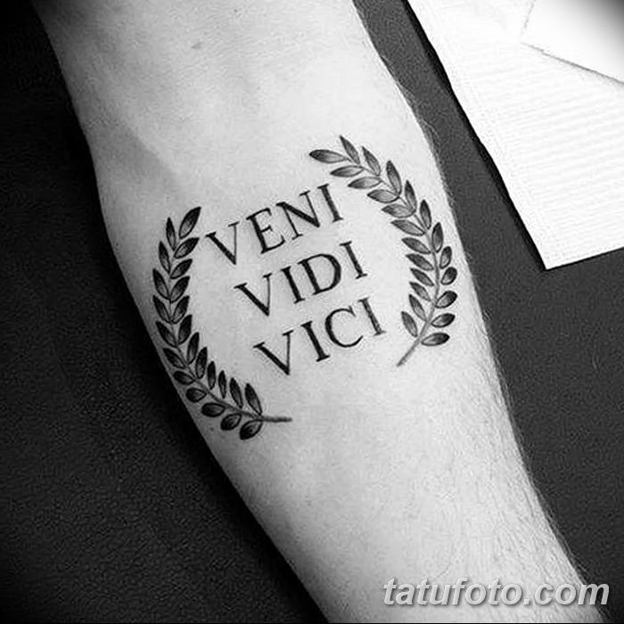 фото тату оливковая ветвь от 13.11.2017 №098 - olive branch tattoo - tatufoto.com