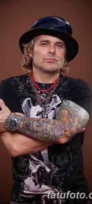 фото тату рок музыкантов от 27.11.2017 №002 – tattoo rock musicians – tatufoto.com