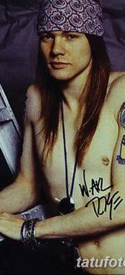 фото тату рок музыкантов от 27.11.2017 №024 – tattoo rock musicians – tatufoto.com
