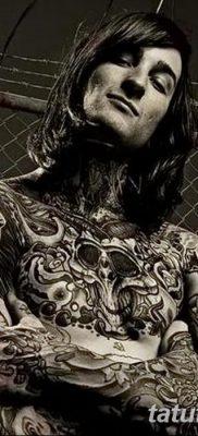 фото тату рок музыкантов от 27.11.2017 №029 – tattoo rock musicians – tatufoto.com