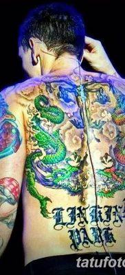 фото тату рок музыкантов от 27.11.2017 №030 – tattoo rock musicians – tatufoto.com