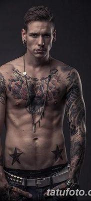 фото тату рок музыкантов от 27.11.2017 №046 – tattoo rock musicians – tatufoto.com