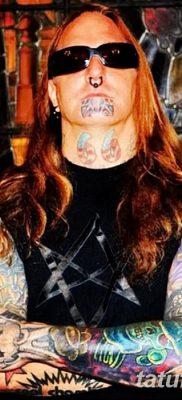 фото тату рок музыкантов от 27.11.2017 №050 – tattoo rock musicians – tatufoto.com