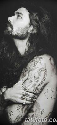 фото тату рок музыкантов от 27.11.2017 №053 – tattoo rock musicians – tatufoto.com