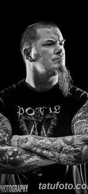 фото тату рок музыкантов от 27.11.2017 №054 – tattoo rock musicians – tatufoto.com