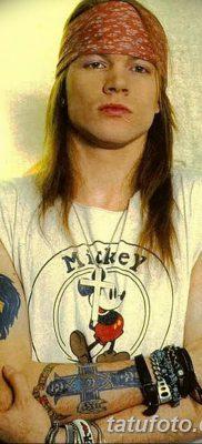 фото тату рок музыкантов от 27.11.2017 №063 – tattoo rock musicians – tatufoto.com