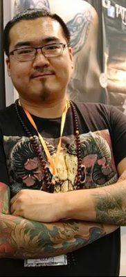 фото тату рок музыкантов от 27.11.2017 №081 – tattoo rock musicians – tatufoto.com