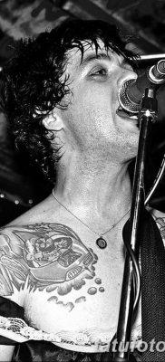 фото тату рок музыкантов от 27.11.2017 №085 – tattoo rock musicians – tatufoto.com