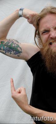 фото тату рок музыкантов от 27.11.2017 №145 – tattoo rock musicians – tatufoto.com