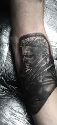 фото тату росомаха от 17.11.2017 №003 – Wolverine tattoo – tatufoto.com