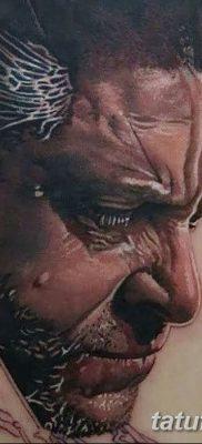 фото тату росомаха от 17.11.2017 №012 – Wolverine tattoo – tatufoto.com