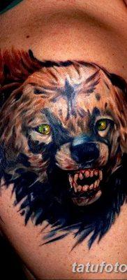 фото тату росомаха от 17.11.2017 №016 – Wolverine tattoo – tatufoto.com
