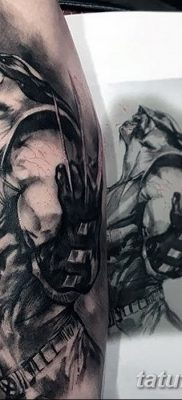 фото тату росомаха от 17.11.2017 №032 – Wolverine tattoo – tatufoto.com