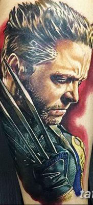 фото тату росомаха от 17.11.2017 №036 – Wolverine tattoo – tatufoto.com