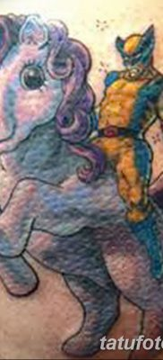 фото тату росомаха от 17.11.2017 №064 – Wolverine tattoo – tatufoto.com