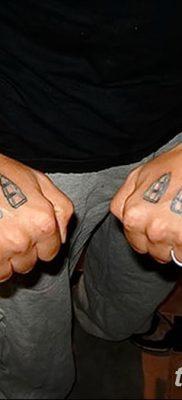 фото тату росомаха от 17.11.2017 №082 – Wolverine tattoo – tatufoto.com