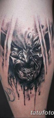 фото тату росомаха от 17.11.2017 №090 – Wolverine tattoo – tatufoto.com