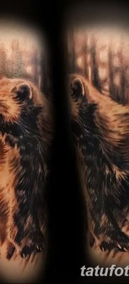 фото тату росомаха от 17.11.2017 №096 – Wolverine tattoo – tatufoto.com