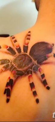 фото тату тарантул от 21.11.2017 №015 – tattoo tarantula – tatufoto.com