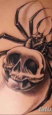фото тату тарантул от 21.11.2017 №077 – tattoo tarantula – tatufoto.com
