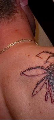фото тату тарантул от 21.11.2017 №082 – tattoo tarantula – tatufoto.com