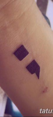фото тату точки от 18.11.2017 №017 – point tattoo – tatufoto.com
