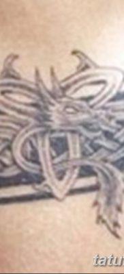 фото тату трикветр от 26.11.2017 №018 – tattoo Trikvetra – tatufoto.com