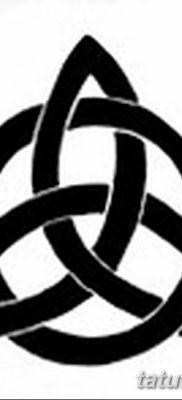 фото тату трикветр от 26.11.2017 №065 – tattoo Trikvetra – tatufoto.com