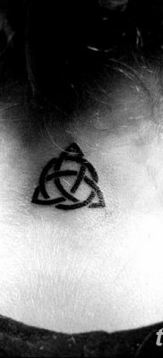 фото тату трикветр от 26.11.2017 №068 – tattoo Trikvetra – tatufoto.com