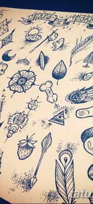фото хэндпоук тату от 22.11.2017 №001 – handpack tattoo – tatufoto.com