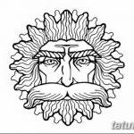 фото эскизы тату сварог от 03.11.2017 №029 - sketches tattoo swarog - tatufoto.com