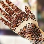 фото Мехенди на пальцах рук от 26.12.2017 №014 - Mehendi on fingers of han - tatufoto.com
