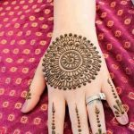 фото Мехенди на пальцах рук от 26.12.2017 №035 - Mehendi on fingers of han - tatufoto.com