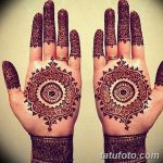 фото Мехенди на пальцах рук от 26.12.2017 №054 - Mehendi on fingers of han - tatufoto.com