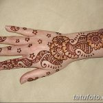 фото Мехенди на пальцах рук от 26.12.2017 №079 - Mehendi on fingers of han - tatufoto.com