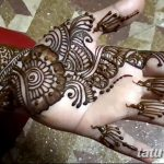фото Мехенди на пальцах рук от 26.12.2017 №108 - Mehendi on fingers of han - tatufoto.com
