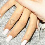 фото Тату Арианы Гранде от 03.12.2017 №018 - Ariana Grande Tattoo - tatufoto.com