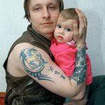 фото Тату Ивана Охлобыстина от 03.12.2017 №002 - Tattoo Ivan Okhlobystin - tatufoto.com