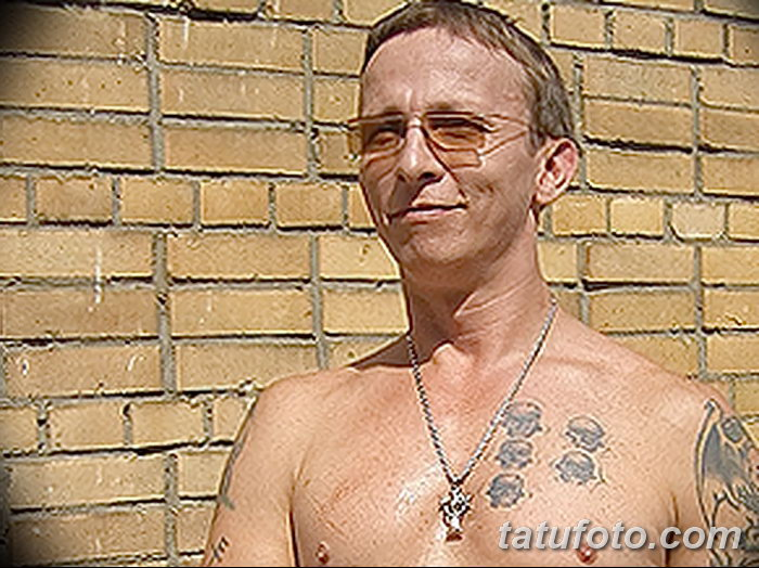 Татуировки ивана охлобыстина фото значение