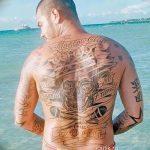 фото Тату ТИМАТИ от 29.12.2017 №022 - tattoo Timothy - tatufoto.com