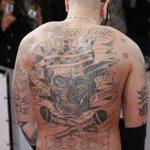 фото Тату ТИМАТИ от 29.12.2017 №028 - tattoo Timothy - tatufoto.com