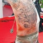 фото Тату ТИМАТИ от 29.12.2017 №066 - tattoo Timothy - tatufoto.com