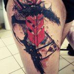 фото пример работы тату салона tattoo-77 город москва - картинка 2